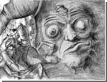 Жители Челябинска смогут посмотреть картины больных шизофренией и почувствовать себя пациентами психбольницы