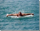Пловец-экстремал из Севастополя переплывет Южно-Китайское море в честь бойцов УПА / 10-дневный заплыв стартует в Таиланде
