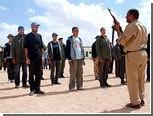 В Триполи началось вооруженное восстание против Каддафи