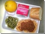 В техасских школах будут фотографировать обеды учеников