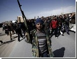 Ливийские повстанцы опровергли данные о поставках оружия из Италии