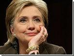 Хиллари Клинтон заявила о бегстве дочери и жены Каддафи в Тунисе