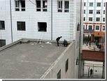 Полиция задержала предполагаемого поджигателя китайского банка
