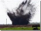 В российской «Новобогдановке» горит склад боеприпасов. История повторяется