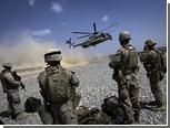 В Афганистане погибли восемь американских солдат