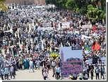 В Марокко прошли многотысячные демонстрации протеста