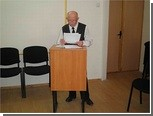 Старейший украинский студент стал магистром
