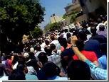 В Триполи прошел антиправительственный марш