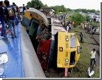 В ЮАР не смогли разминуться поезда. 800 пострадавших
