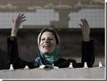 Жена и дочь Каддафи перебрались в Тунис