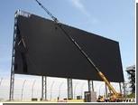 На стадионе в США установили самый большой в мире HD-экран
