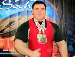 Спортсмен из Приднестровья подтвердил свой титул чемпиона Европы по пауэрлифтингу