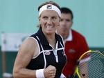 Светлана Кузнецова вышла в четвертьфинал Roland Garros