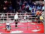Боксера-рекордсмена похвалили за отжимания во время боя