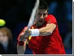 Джокович первым квалифицировался на итоговый турнир года