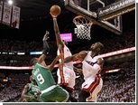 """""""Майами"""" победил """"Бостон"""" в 1/4 финала плей-офф НБА"""