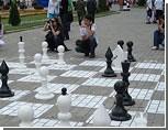 В Екатеринбурге пройдет сеанс одновременной игры в гигантские шахматы