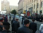 Полиция отчиталась о задержании 80 человек на Триумфальной