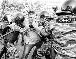 В Госдуме переписали закон о штрафах за митинги