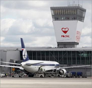К Евро-2012 в Варшаве открыто сообщение между Центральным железнодорожным  вокзалом и аэропортом