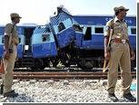 В железнодорожной катастрофе в Индии погибли более 20 человек