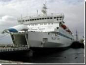 Плавучий отель для гостей саммита в Приморье получил повреждения