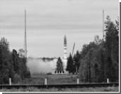 В Плесецке испытали новую баллистическую ракету