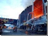 При пожаре в филиппинском магазине погибли 17 человек