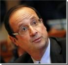 В самолет президента Франции в день инаугурации ударила молния