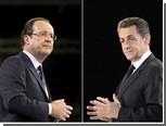 Саркози сократил отставание от Олланда перед вторым туром выборов