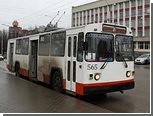 Пьяный житель Кирова угнал троллейбус