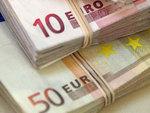 Евро преодолел отметку в 41 рубль впервые с января