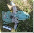 В Донецке из реки выловили сумку с телом двухлетнего ребенка