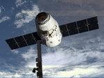 Первый частный космический корабль приводнился в Тихом океане