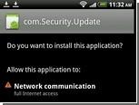 Троян для Android спрятали внутри веб-сайтов