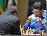 Ананд и Гельфанд свели вничью первую партию чемпионского матча