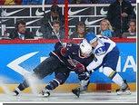 Казахстан заработал первое очко на чемпионате мира по хоккею