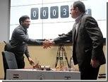 Ананд и Гельфанд сыграли вничью вторую партию чемпионского матча