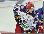 Из сборной России по хоккею исключили трех игроков