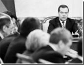 Медведев урезал сроки исполнения поручений Путина