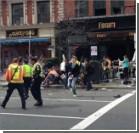 Участники Бостонского марафона завершили забег, прерванный взрывом