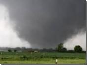 В американском штате Оклахома пронесся торнадо