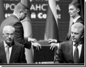 Украина получила право сидеть на заседаниях в ТС
