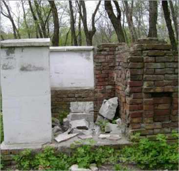 В Кременчуге вандалы разгромили гробницу еврейских праведников