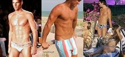 Мужская пляжная мода - лето 2006 (фото)