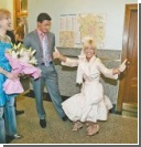 Глюкоzа вышла замуж. ФОТО