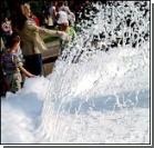 Что случилось с киевскими фонтанами? ФОТО