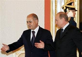 Россия обещает вывести Турцию в космос