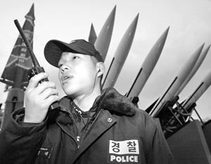 Ядерная Корея