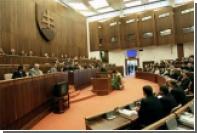 В Словакии началось голосование на выборах в парламент